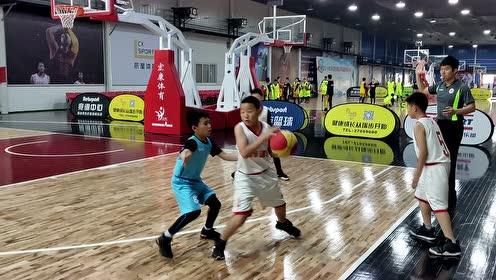 2019《育华篮球》天津市青少年篮球联赛第一周