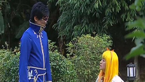 游乐王子多年一直穿礼服商演,网友;生活不易,王子卖艺?