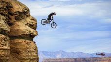 山地车极限挑战