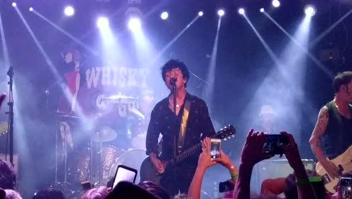 乐人音乐Live-Green Day  Brain Stew