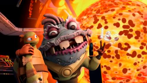 搞笑动漫:龟龟无意中许愿让凯西变的无比聪明
