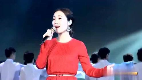 云朵演唱《康美之恋》这么好听的嗓音,听100遍也不腻!