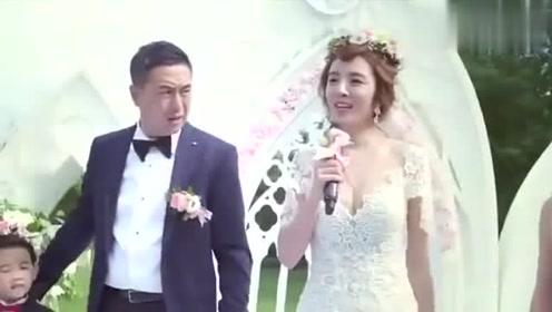 前夫跟美女婚礼,前妻竟然穿成这样就来了,本以为是砸场子结局亮了