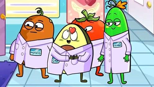 牛油果:美女医生