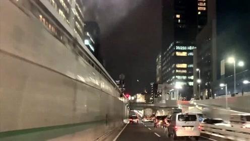 日本东京银座,据说繁华程度能超过北京上海,看看到底什么样的?