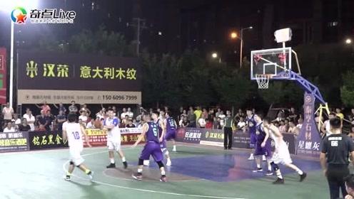 泰亨·星耀灰第七届水头篮球联赛 9.2集锦....