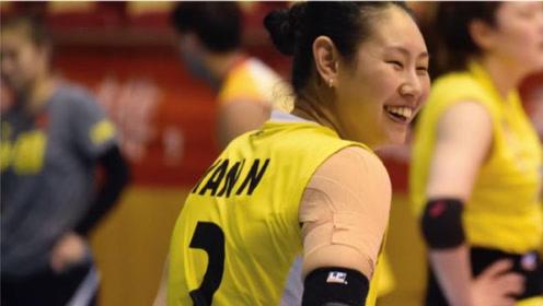 """中国女排最强的""""盾"""",因为有了她的存在,郎平也""""安心""""了不少"""