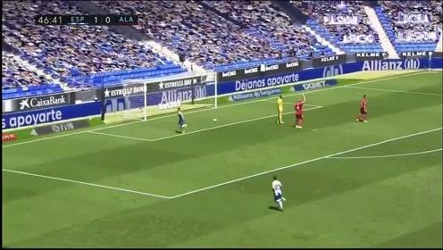 西甲回归首秀,武磊完美表现征服球迷