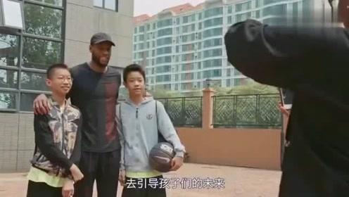 威姆斯分享在CBA打球的心路历程:不会中文是最大的障碍
