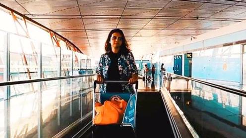 印度人来中国旅游,半个月后急着回去,大呼:再不走车费都没了