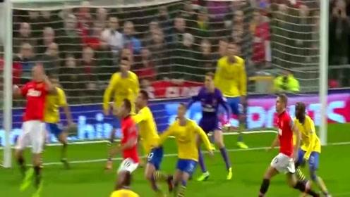 盘点范佩西巅峰精彩进球合集 世界杯狂虐卡西 在英超更是大杀四方