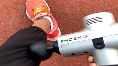 体育生的放松神器,使用的时候千万要注意,时间不宜过长!