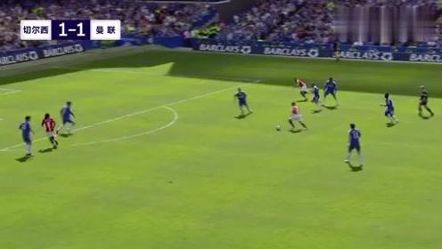 07/08英超天王山之战:切尔西2-1力克曼联!