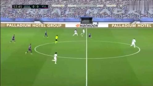 西甲-对手乌龙解围助攻维尼修斯破门皇马1-0巴拉多利德
