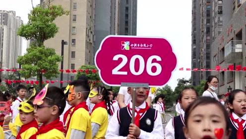 南岗小学2020运动会与队列精彩集锦
