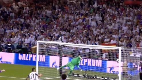 无法复制的经典,欧冠赛场上的精彩进球,每一个都是无解的世界波!