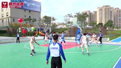 """易燃体育:2020年东岭镇""""和亨杯""""篮球邀请赛10月6日每日精彩集锦"""
