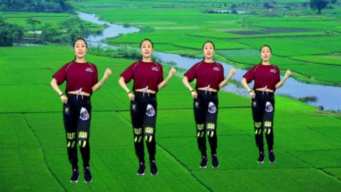 精选广场舞《不放弃》热门舞曲 歌词激情澎湃 舞蹈新颖活力