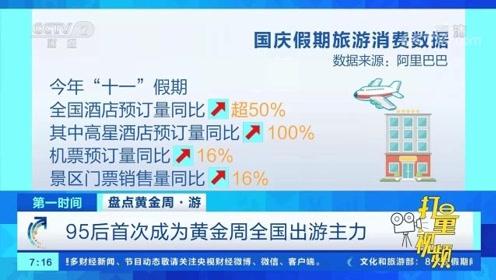 这个国庆像过年!上海、广州、北京成最热门出游目的地