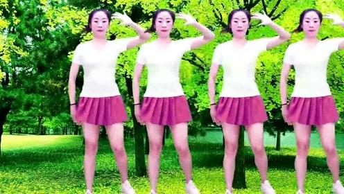 时尚DJ舞曲《你是我永远的痛》,舞步伤感优美,简单易学