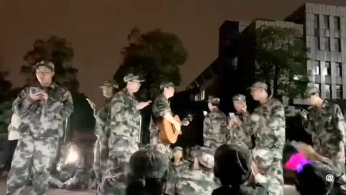 军训娱乐视频2