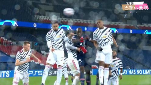 欧冠:巴黎vs曼联1:2,拉师傅的准绝杀,让内马尔又陷入绝望!