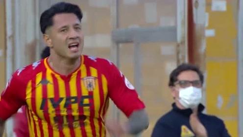 意甲-因西涅兄弟均进球佩塔尼亚制胜 那不勒斯2-1逆转贝内文托
