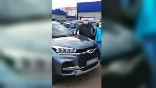 中国二手车在俄罗斯热销 这几个品牌最受欢迎