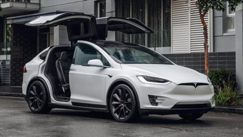 """存""""斷軸""""隱患,特斯拉召回近3萬輛Model S/X車型"""