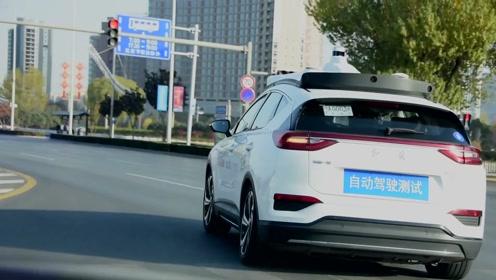 (电视通稿·国内·科技)自动驾驶汽车首次载人亮相银川