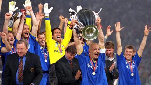 回顾1996年欧冠决赛尤文图斯vs阿贾克斯 尤文图斯点球夺冠