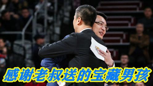 CBA摸高第一人!加入辽宁队经历奇特,3年增高30公分杨鸣赚大了
