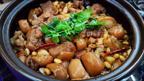 这才是羊肉最好吃的家常做法,香浓入味Q弹软烂,上桌连汁都不剩