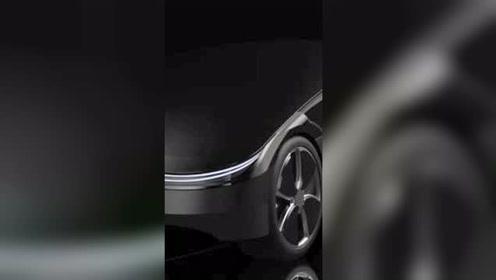 果粉自制苹果汽车概念视频:也许不带充电器~