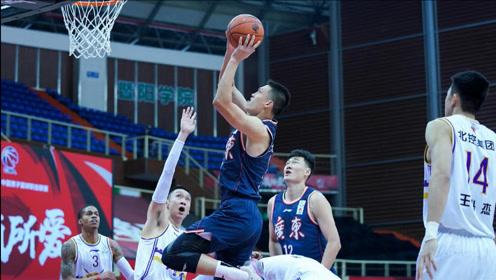 CBA全场集锦:马尚29分杨20+9杜锋遭驱逐,广东赢北控取3连胜