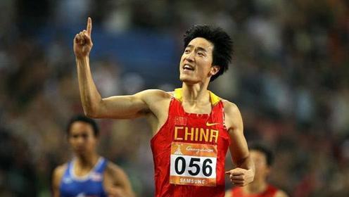 田径赛场上不再是黑人第一了,刘翔是大家的英