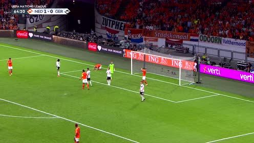 【配音集锦】荷兰3-0德国 范迪克德佩破门终结16年不胜