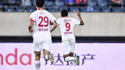 【战报】深圳3-1送大连4轮不胜 普拉利甘吉首秀破门郜林建功
