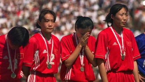 【集锦】中国足球与世界杯冠军的厘米之遥 中国女足99年点球遗憾错失冠军