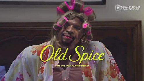 Old Spice 广告  黑叔叔的恶梦