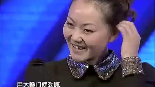 32岁河南女汉子翻唱汪峰歌曲,一曲唱罢观众欢呼