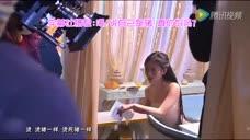 女明星拍洗澡戏,结果水太热,差点变成洗桑拿!