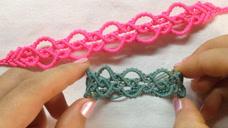 编织教学视频,编织手环,镯子的方法