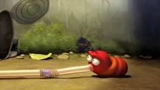好看不拖沓的爆笑虫子larva1