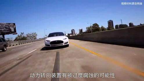 動力轉向裝置存在缺陷,特斯拉召回全球12.3萬輛Model S