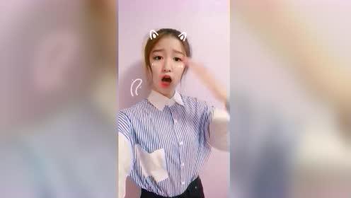美女自拍MV,长得好可爱有木有,颜值真高