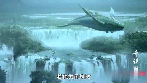 上古神兽鲲鹏是由什么化成的?它又为何以龙为食
