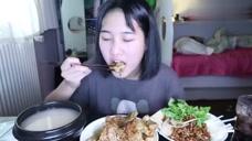 锅包肉+京酱肉丝!脆皮甜酸 豆腐满满的食欲