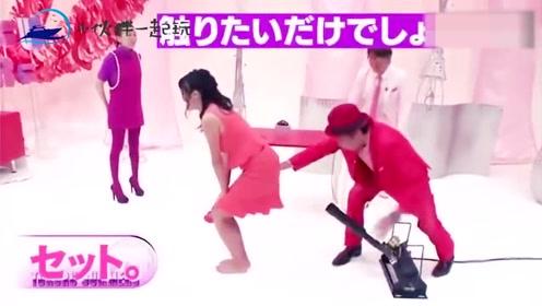 日本的综艺节目:太令人瞠目结舌!