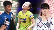 24小时哭了4场,赛后哭鼻子成日本乒乓球队传统
